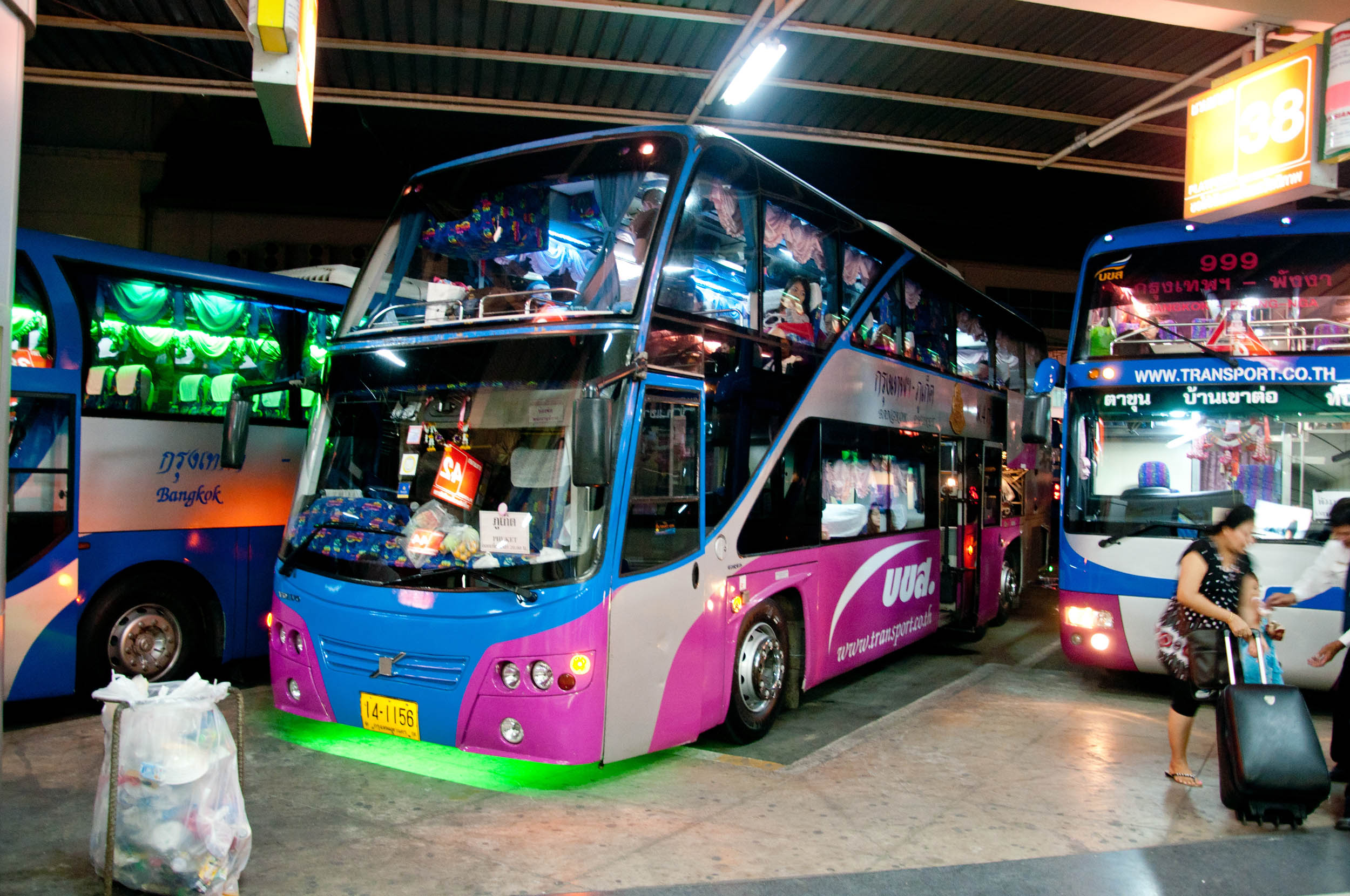 thailand bus Best budget travel service for thailand, vietnam, cambodia, myanmar, philippines, malaysia, singapore, india, china, laos & more.